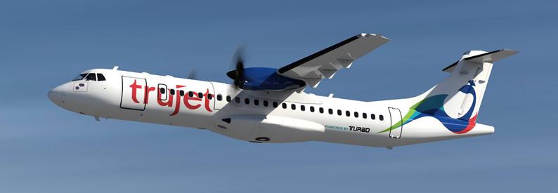 TruJet ATR72-500