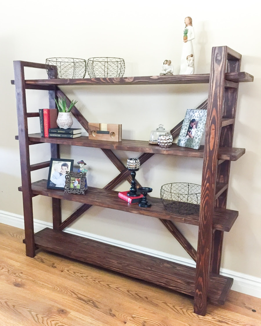 Unique How To Build A Simple Bookcase Officehom