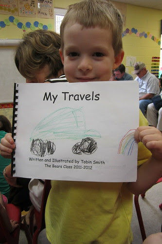 tobin smith, young author