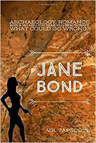 Jane Bond by V.R. Tapscott