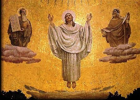 Mosaico de la Transfiguración