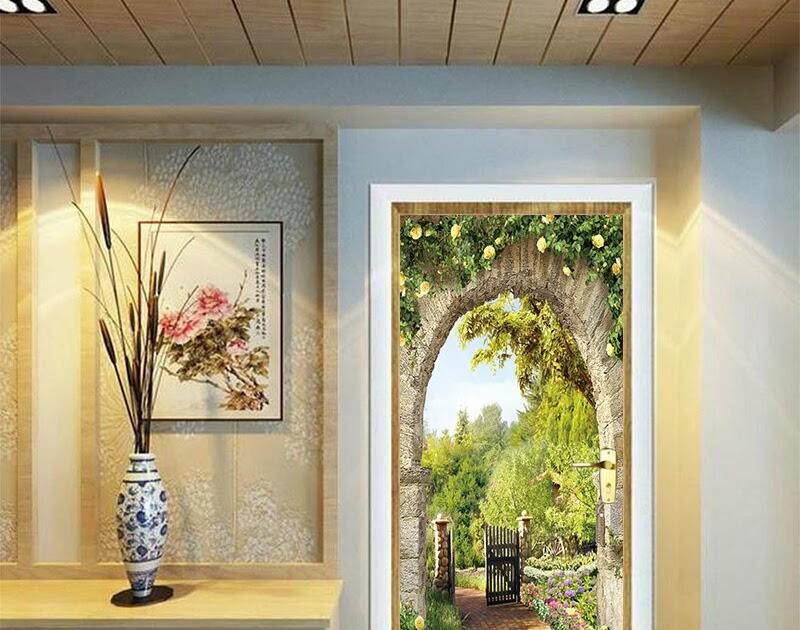 Fiori 3d Archweb.Kiraruud Offerte 3d Porte Italiano Arco Di Fiori Paesaggio Porta