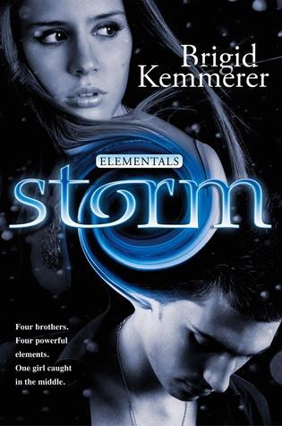 Storm (Elementals, #1)
