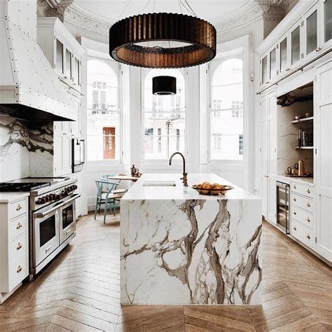 marble island interior inspo home home decor marble