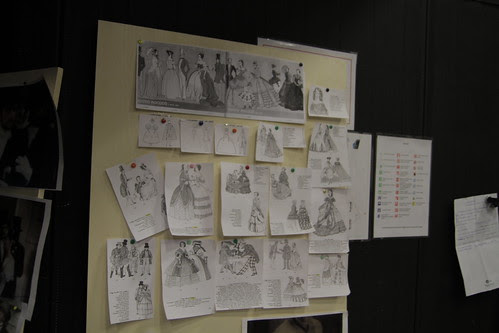 References for costume design
