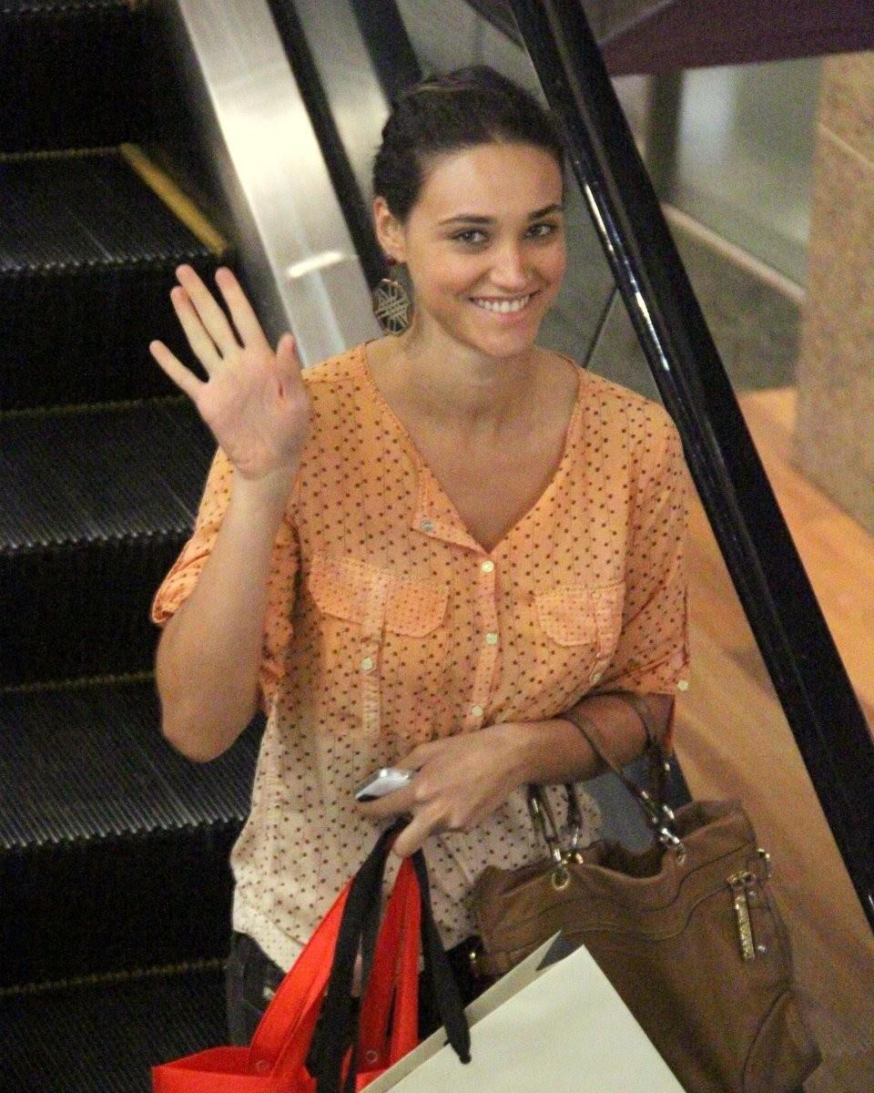 Débora Nascimento (Foto: Marcus Pavão/ Agnews)