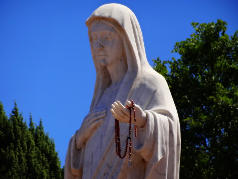 With and Through Mary