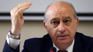 El Suprem ha desestimat les denúncies contra Jorge Fernández Díaz per les converses amb el cap d'Antifrau (EFE)