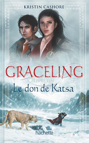 Graceling: Le don de Katsa (Les Sept Royaumes, #1)