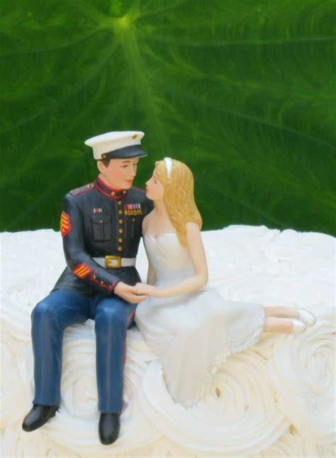 Best 25  Marine corps cake ideas on Pinterest   Wedding