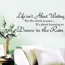 Popular Dance In The Rain Wall Sticker Buy Cheap Dance In The Rain