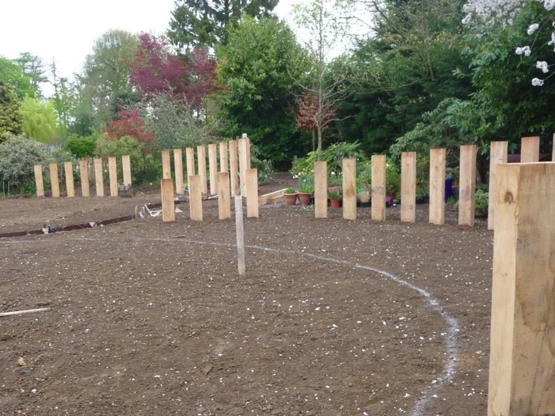 Arts Crafts Garden Build Julian Tatlock Landscape And Garden Design