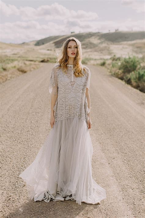 Elizabeth Dye Wedding Dresses 2016 Collection   Deer Pearl