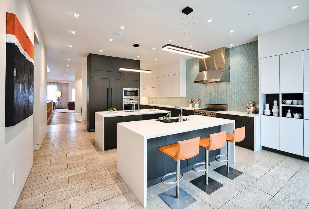 Designer Offers The Best Of Both Worlds Kitchen Bath Design News