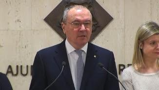 L'alcalde de Reus respon en roda de premsa a la decisió del jutge