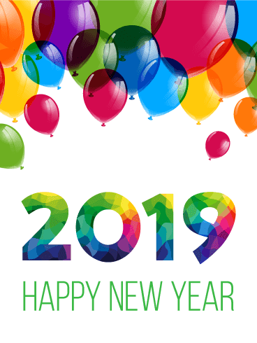 Free Free Happy New Year 2019 Clipart Download Free Clip Art Free
