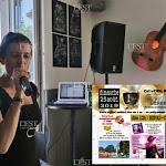 Morvillars. Repas concert avec la chanteuse Marie organisé par le café du Cheval blanc