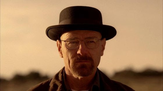 Walter White, protagonista de 'Breaking Bad'