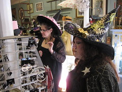 Witches Tea: Witches Shopping! 9