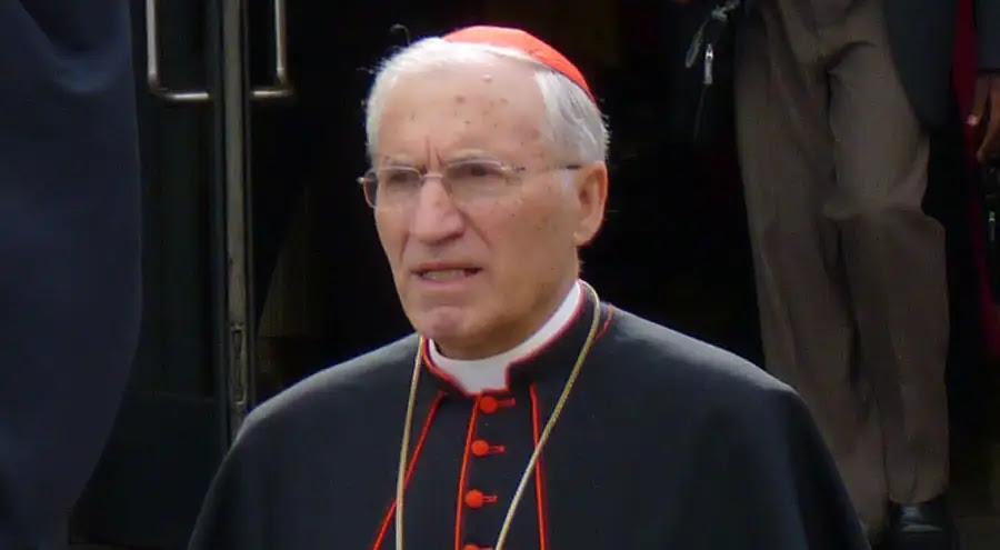 Cardenal Antonio María Rouco Varela. Foto: Alan Holdren / ACI Prensa