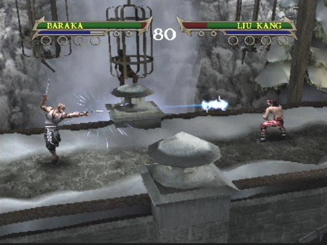 تحميل لعبة mortal kombat shaolin monks للكمبيوتر