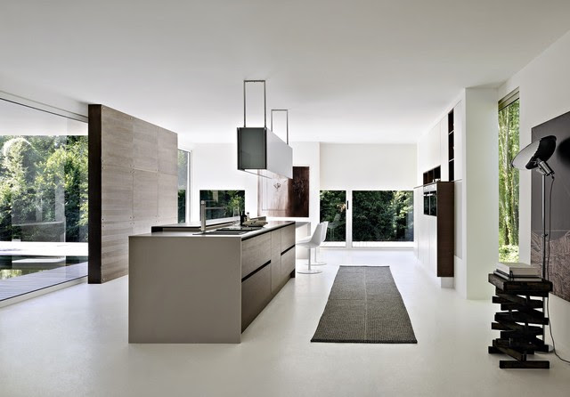 Pedini Integra - Modern - Kitchen Cabinetry - other metro ...