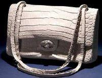 Chanel Diamond Forever Classic Bag