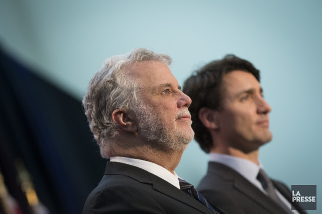 Avec son projet de réforme du régime des rentes, le gouvernement Couillard «... (PHOTO ARCHIVES LA PRESSE)