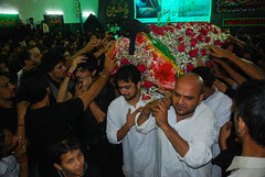 Taboot of Imam Hassan at Zainabia 28 Safar Revisited in Absentia by firoze shakir photographerno1