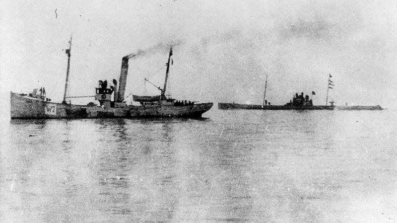 File:German submarine SM U-28.jpg