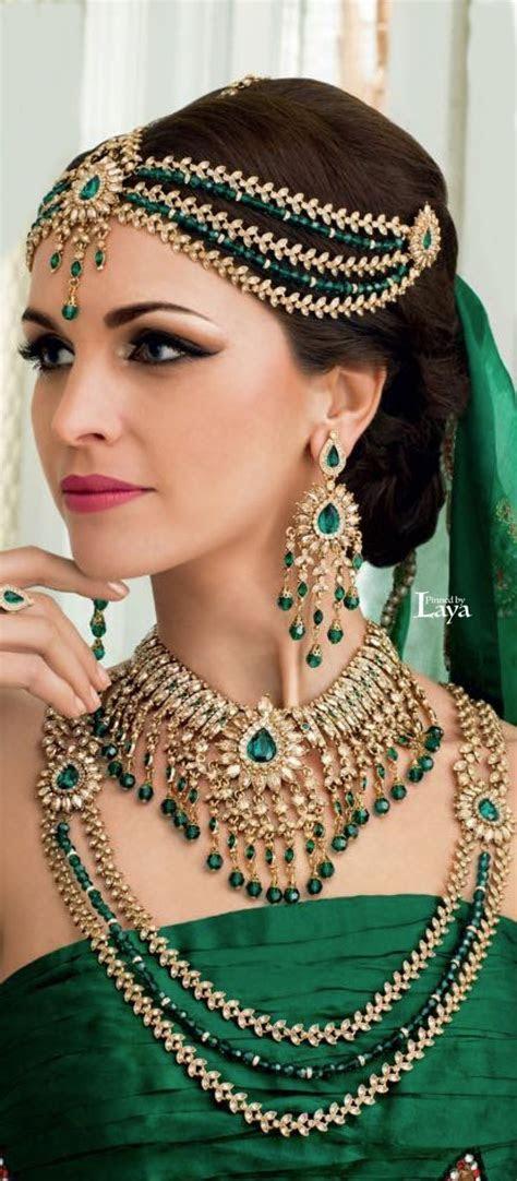 Emerald's wedding jewery mitsumea   Designs for Weddings