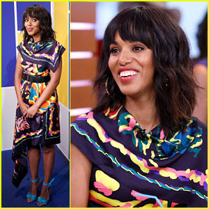 Kerry Washington Reacts to 'Scandal' Ending News