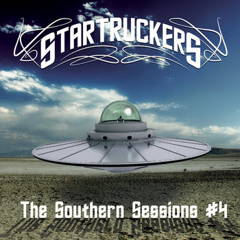 The Southern Sessions #4 cover art