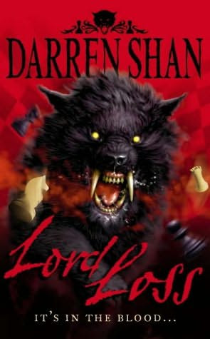 book cover of   Lord Loss    (Demonata, book 1)  by  Darren Shan