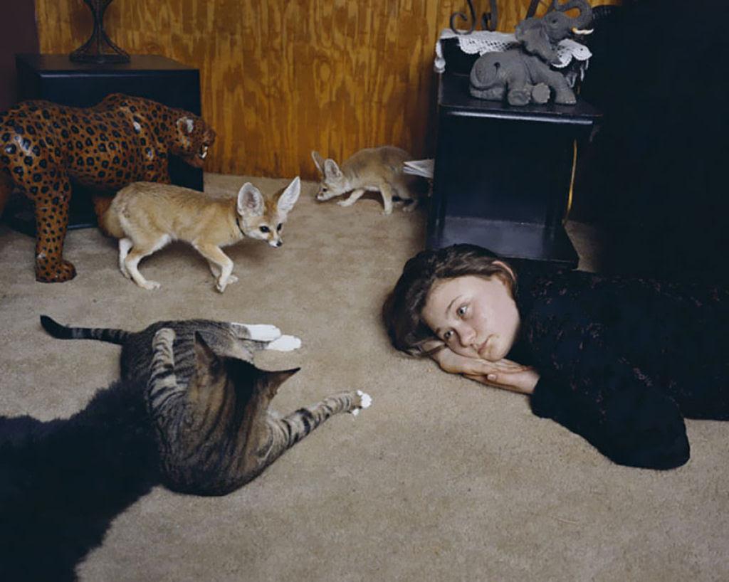 O Mundo de Amelia - A menina que cresceu com os animais e os considera seus irmãos 20