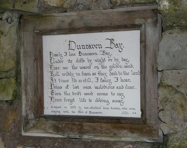 25495 - Dunraven Poem