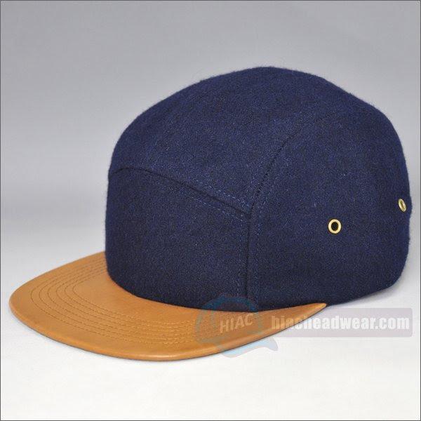 Custom Blank 5 Panel Hats - Hiacheadwear