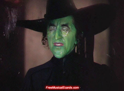 Wicked Witch Of The West Melting Gif 1126969 Al Hewenyinfo