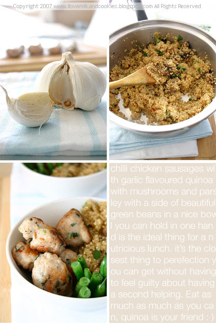 Quinoa for Lunch