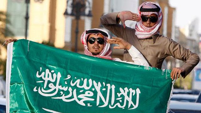 Saudi Arabians