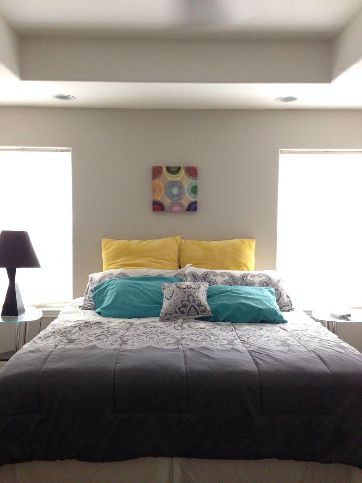 30 Beautiful Yellow Bedroom Design Ideas - Decoration Love