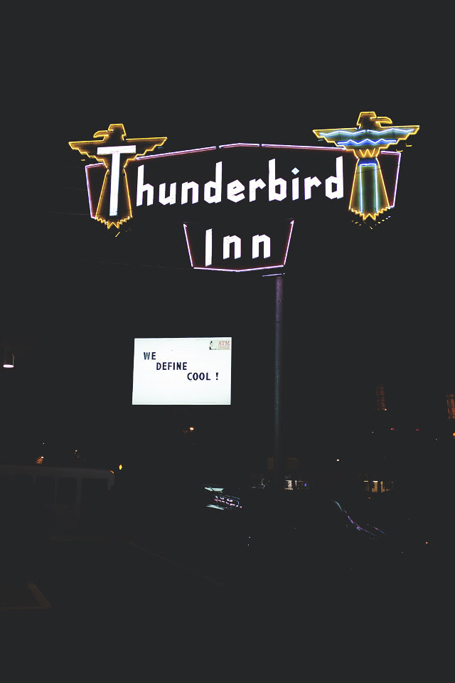 Thunderbird inn, Savannah, georgia (small)