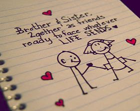 Brother And Sister Brother Sister Quotes Brother And Sister Quotes