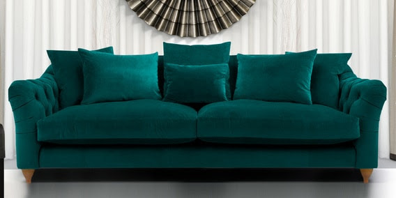 Buy Grendale Seater Sofa In Greenish