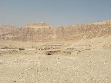 Hatshepsut's Temple - Deir al-Bahri