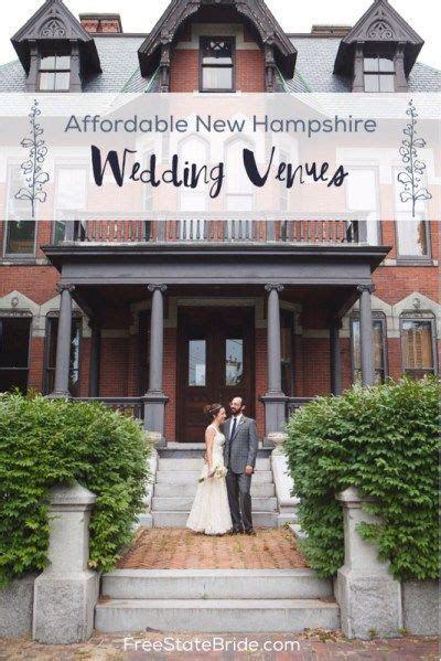 Affordable New Hampshire Wedding Venues   New Hampshire