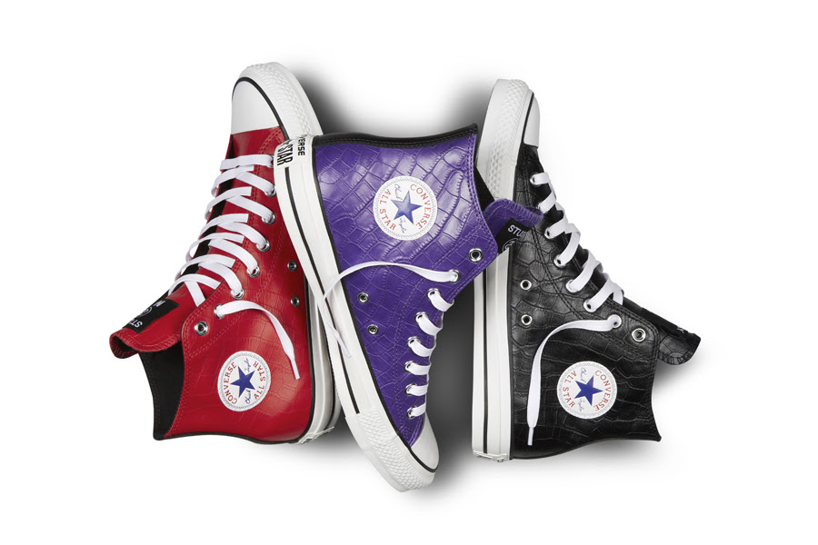 Image of Stussy for Converse 2013 Fall/Winter Chuck Taylor All Star Hi