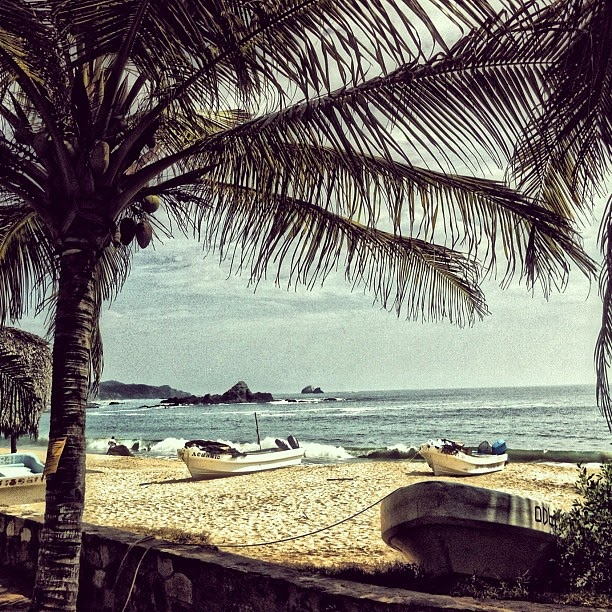 Playa Zipolite. Welcome To The Beach Of The Dead