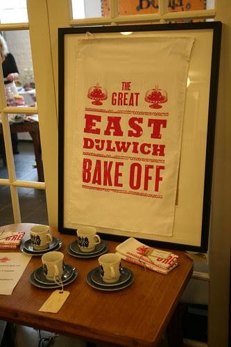 Great East Dulwich Bake Off by ultraBobban