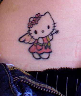 Ankle Tattoos Small and Cute Tattoos For Girls » Freehand-Ankle-Tattoo